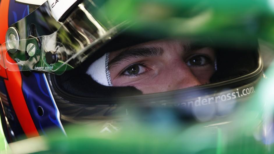 Alexander Rossi, Caterham, Circuit Gilles Villeneuve, 2014