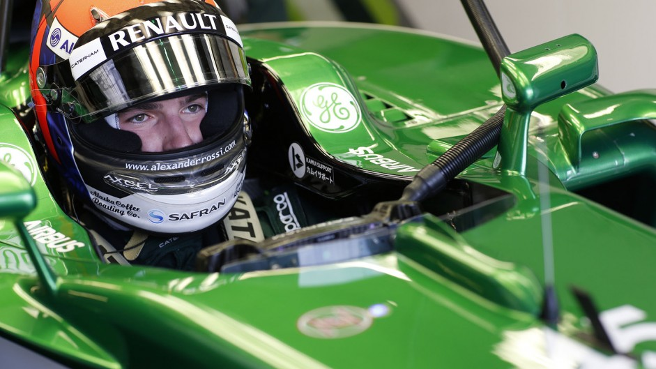 Rossi cuts ties with Caterham in F1 and GP2