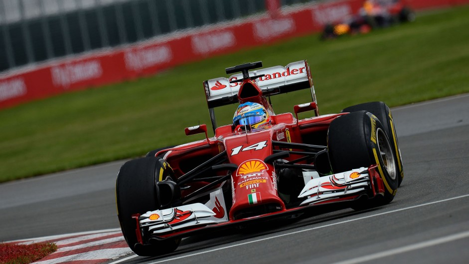 Ferrari upgrades have worked – Alonso