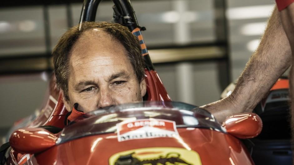 Gerhard Berger, Ferrari, Red Bull Ring, 2014