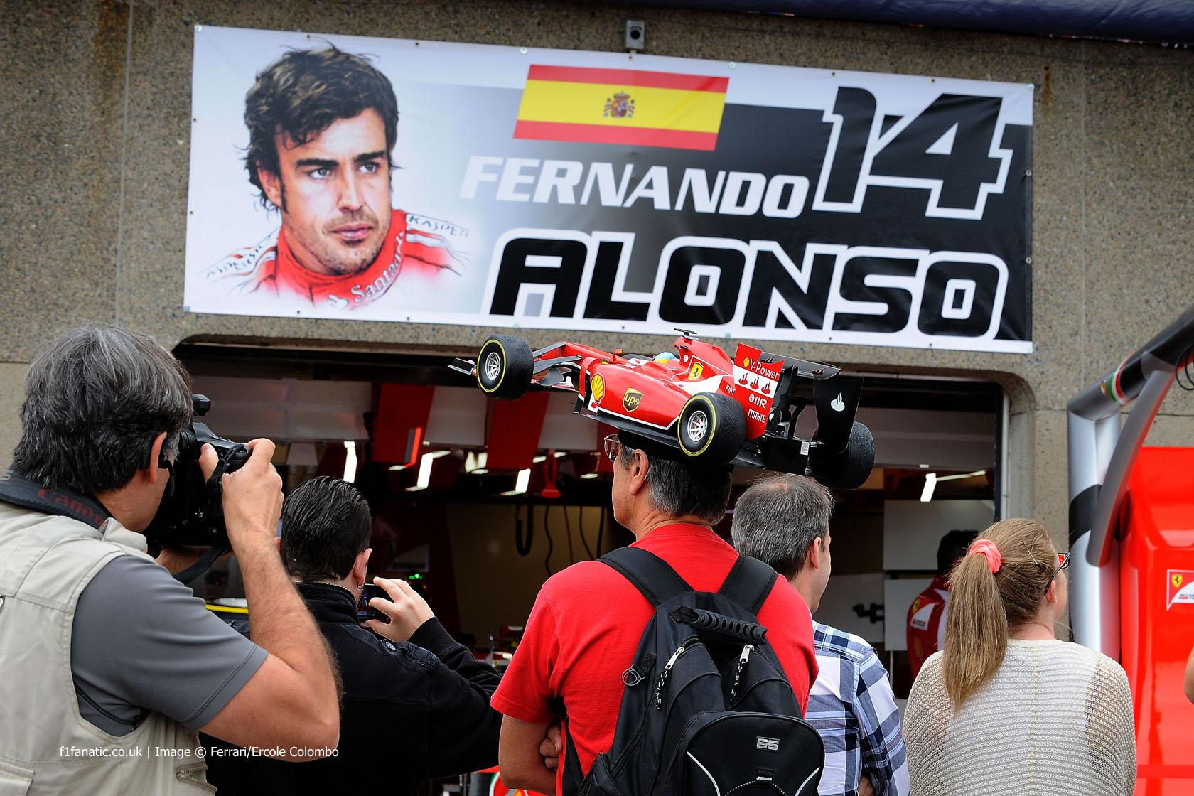 Ferrari, Circuit Gilles Villeneuve, 2014