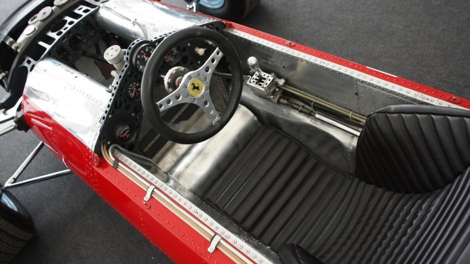 Ferrari 158, Goodwood Festival of Speed, 2014