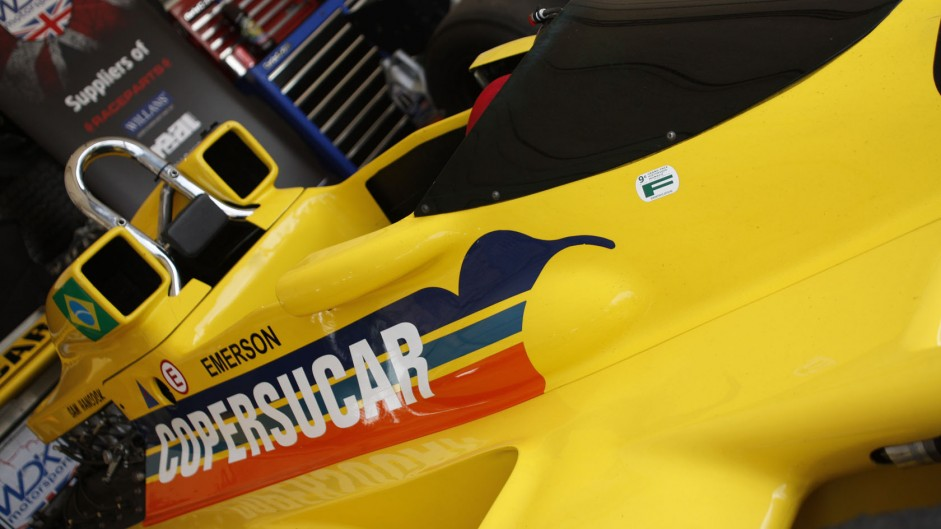 Fittipaldi F5A, Goodwood Festival of Speed, 2014