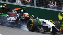 Nico Hulkenberg, Force India, Circuit Gilles Villeneuve, 2014