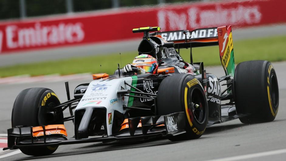 Stewards confirm review of Perez-Massa collision