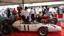 Honda RA272, Goodwood Festival of Speed, 2014