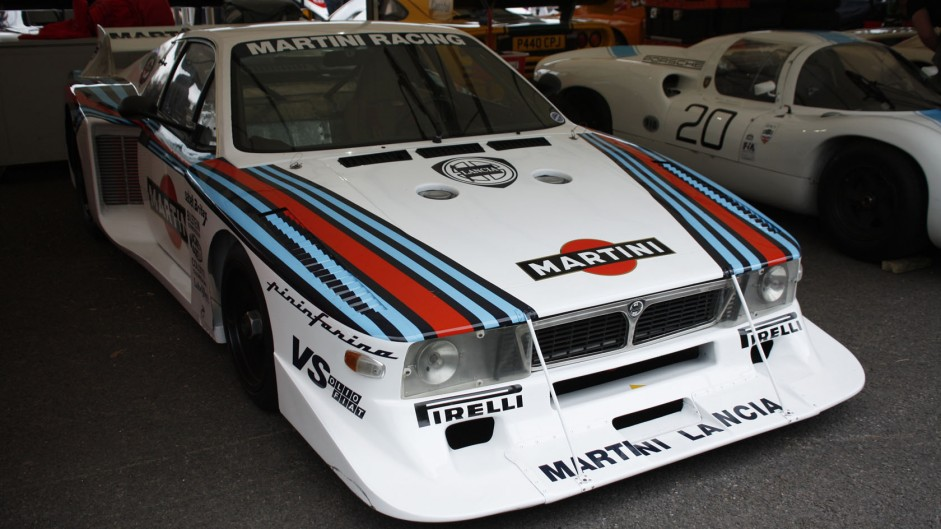 Lancia Beta Monte-Carlo, Goodwood Festival of Speed, 2014