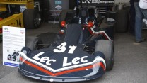 LEC CRP1, Goodwood Festival of Speed, 2014