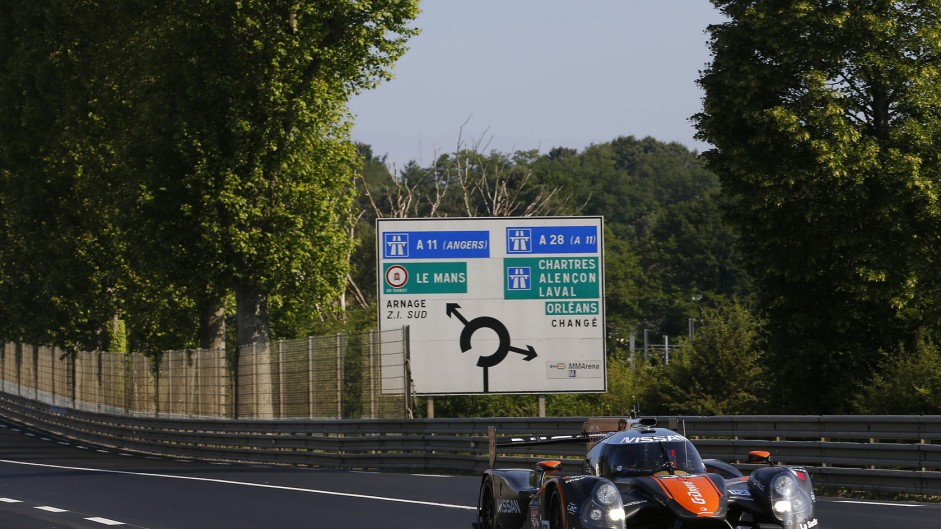 OAK Racing, Le Mans 2014