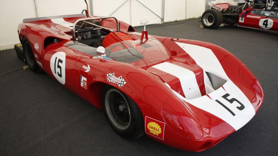 Lola-Chevrolet T80 Mk2 Spyder Can-Am, Goodwood Festival of Speed, 2014