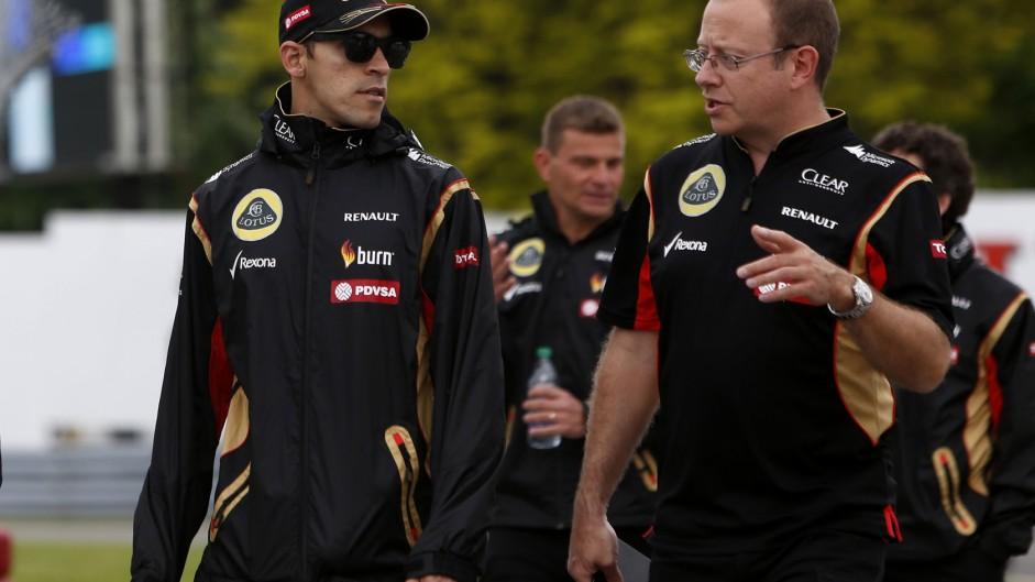 Pastor Maldonado, Lotus, Circuit Gilles Villeneuve, 2014