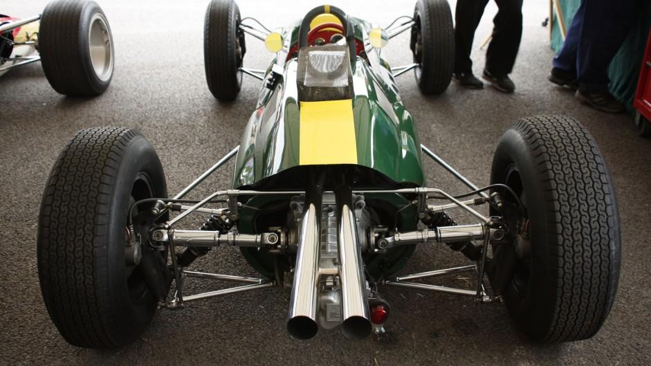 Lotus 25, Goodwood Festival of Speed, 2014