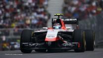 Max Chilton, Marussia, Circuit Gilles Villeneuve, 2014