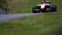 Max Chilton, Marussia, Red Bull Ring, 2014