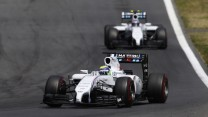 Felipe Massa, Williams, Red Bull Ring, 2014