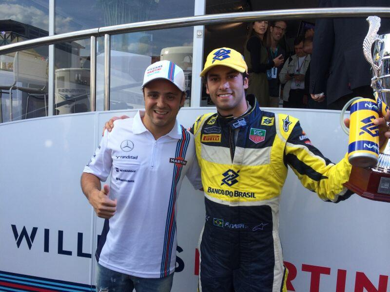 Felipe Massa, Felipe Nasr, 2014