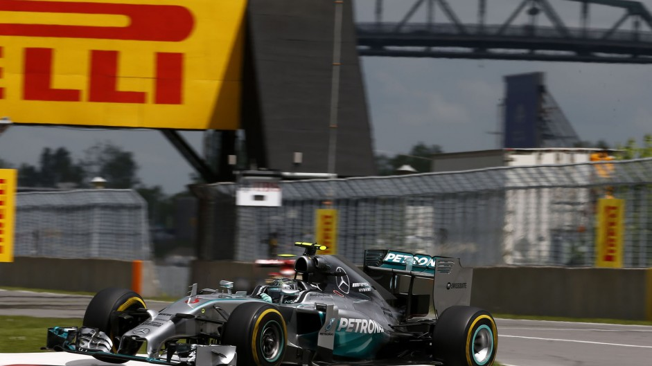 Did Rosberg deserve a penalty for chicane cutting?