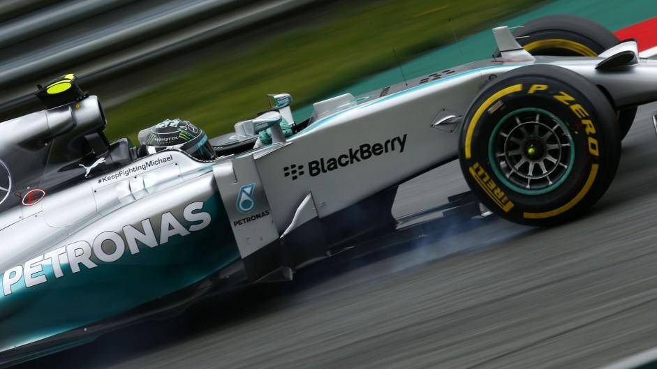 2014 Austrian Grand Prix result