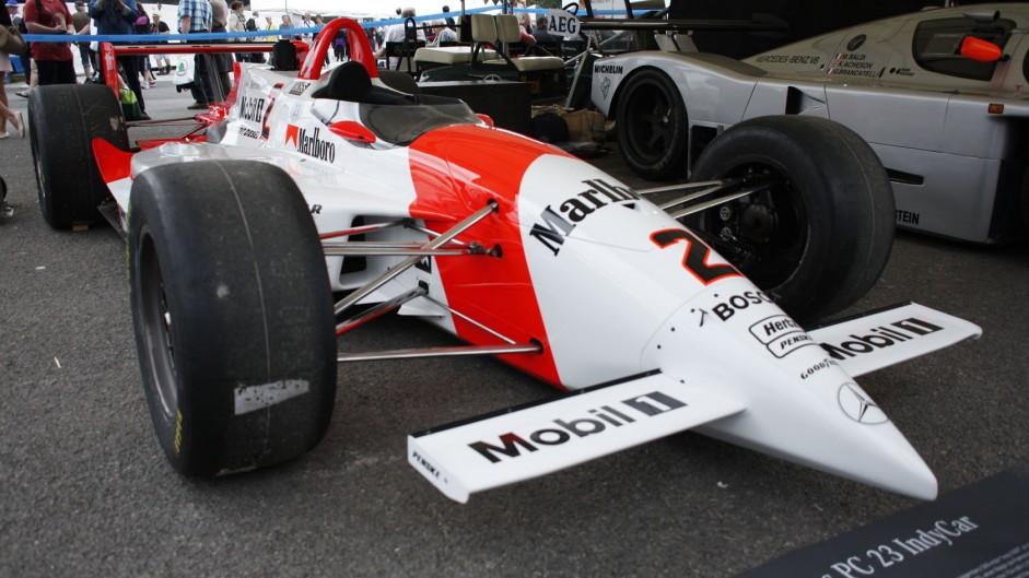 Penske PC23, Goodwood Festival of Speed, 2014