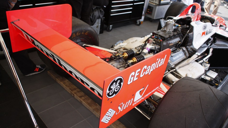 Penske PC26, Goodwood Festival of Speed, 2014
