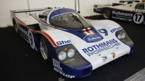 Porsche 956, Goodwood Festival of Speed, 2014