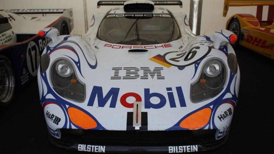 Porsche GT1, Goodwood Festival of Speed, 2014
