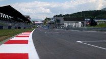 Grid, Red Bull Ring, 2014
