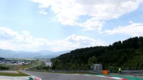 Turn two, Red Bull Ring, 2014