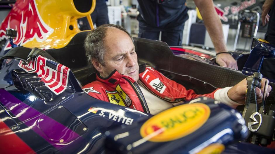 Gerhard Berger, Red Bull, Red Bull Ring, 2014