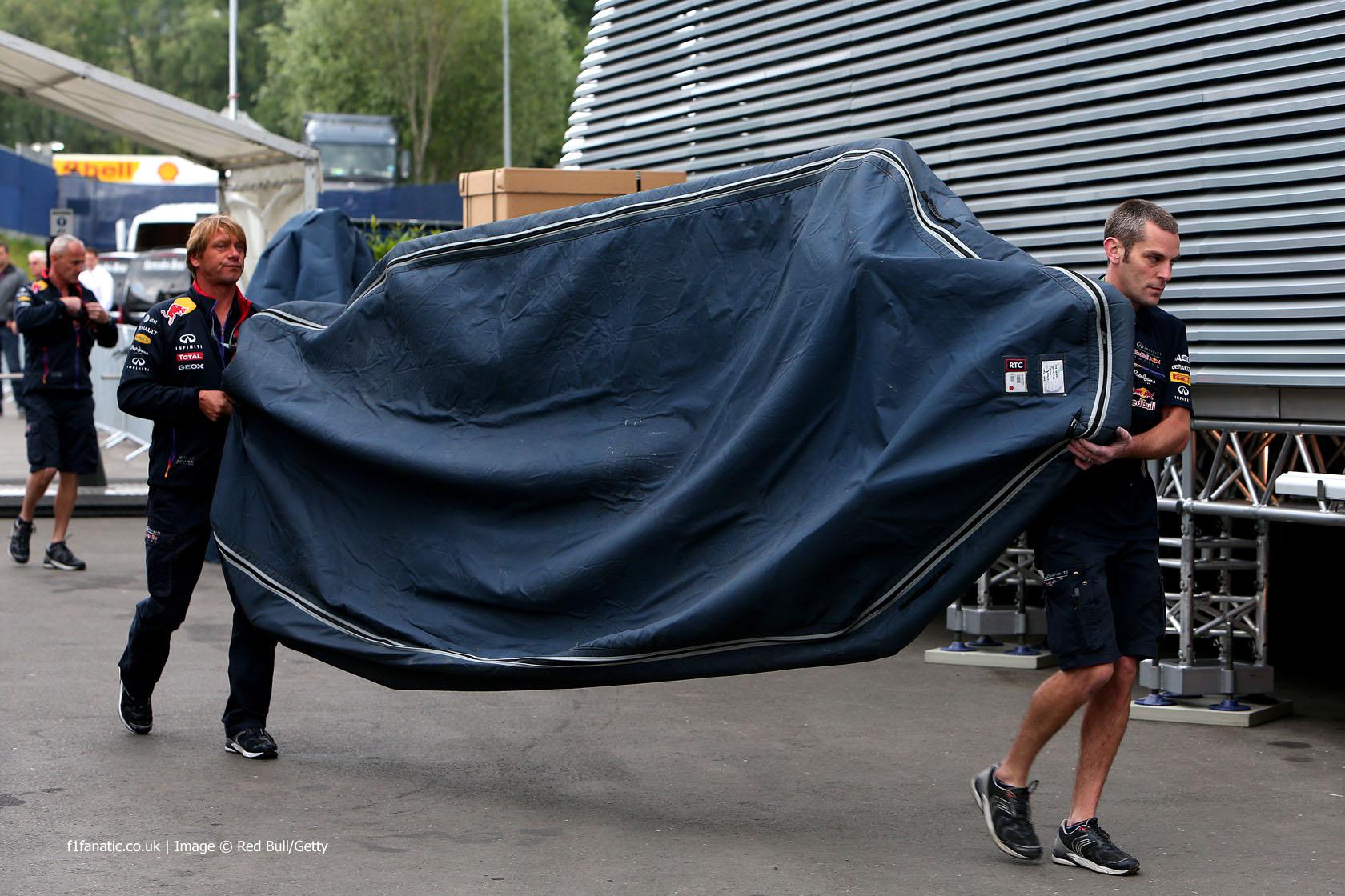 Red Bull, Red Bull Ring, 2014