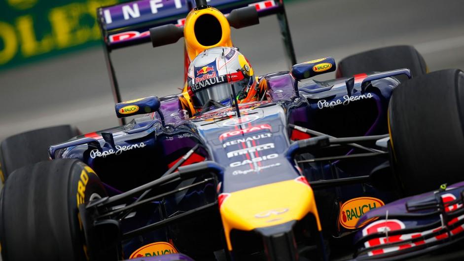 2014 Canadian Grand Prix result