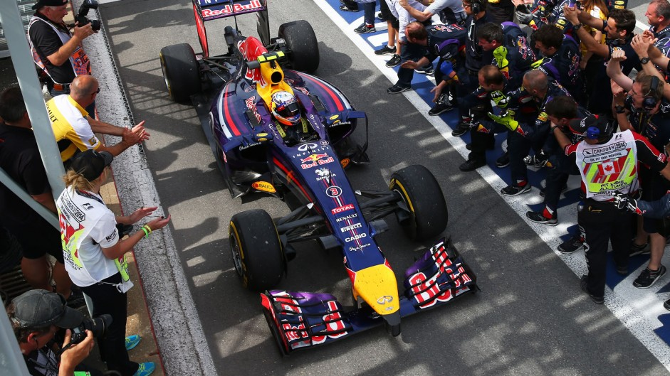 2014 F1 Driver Rankings #1: Daniel Ricciardo