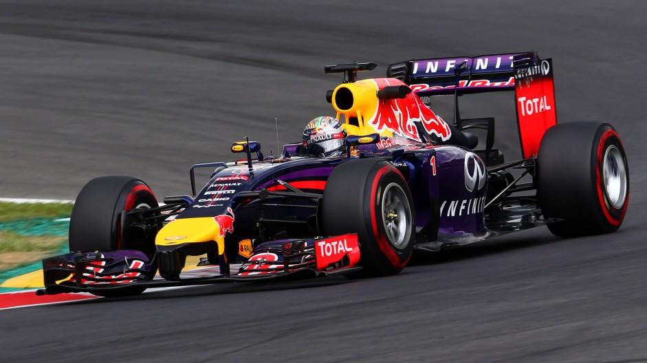Softer stance helps Vettel avoid penalty