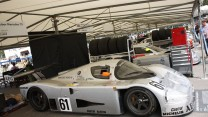 Sauber Mercedes C9, Goodwood Festival of Speed, 2014