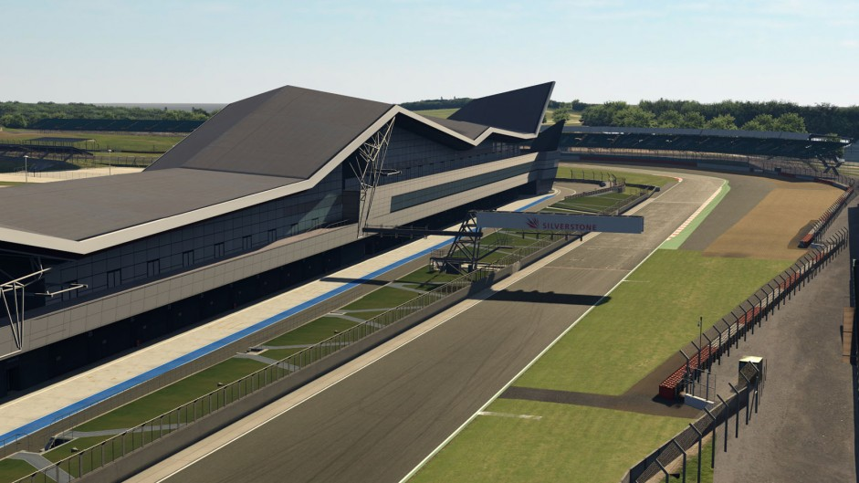 Silverstone in Gran Turismo 6