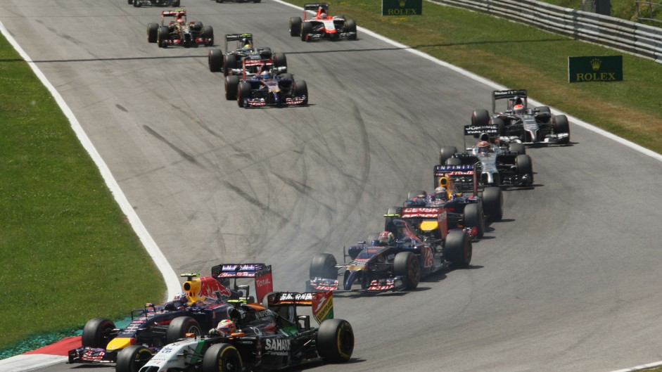 Vote for your 2014 Austrian GP Driver of the Weekend