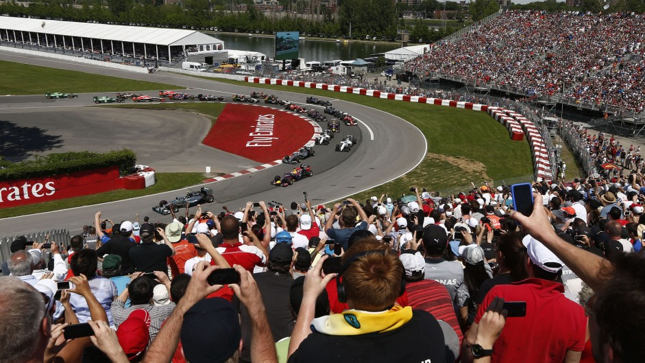 2014 Canadian Grand Prix in pictures