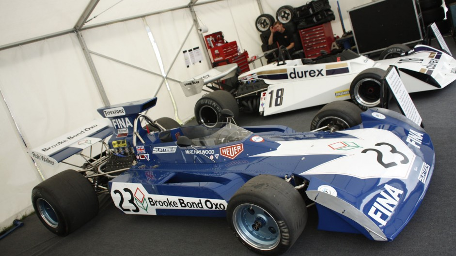 Surtees TS14, Goodwood Festival of Speed, 2014