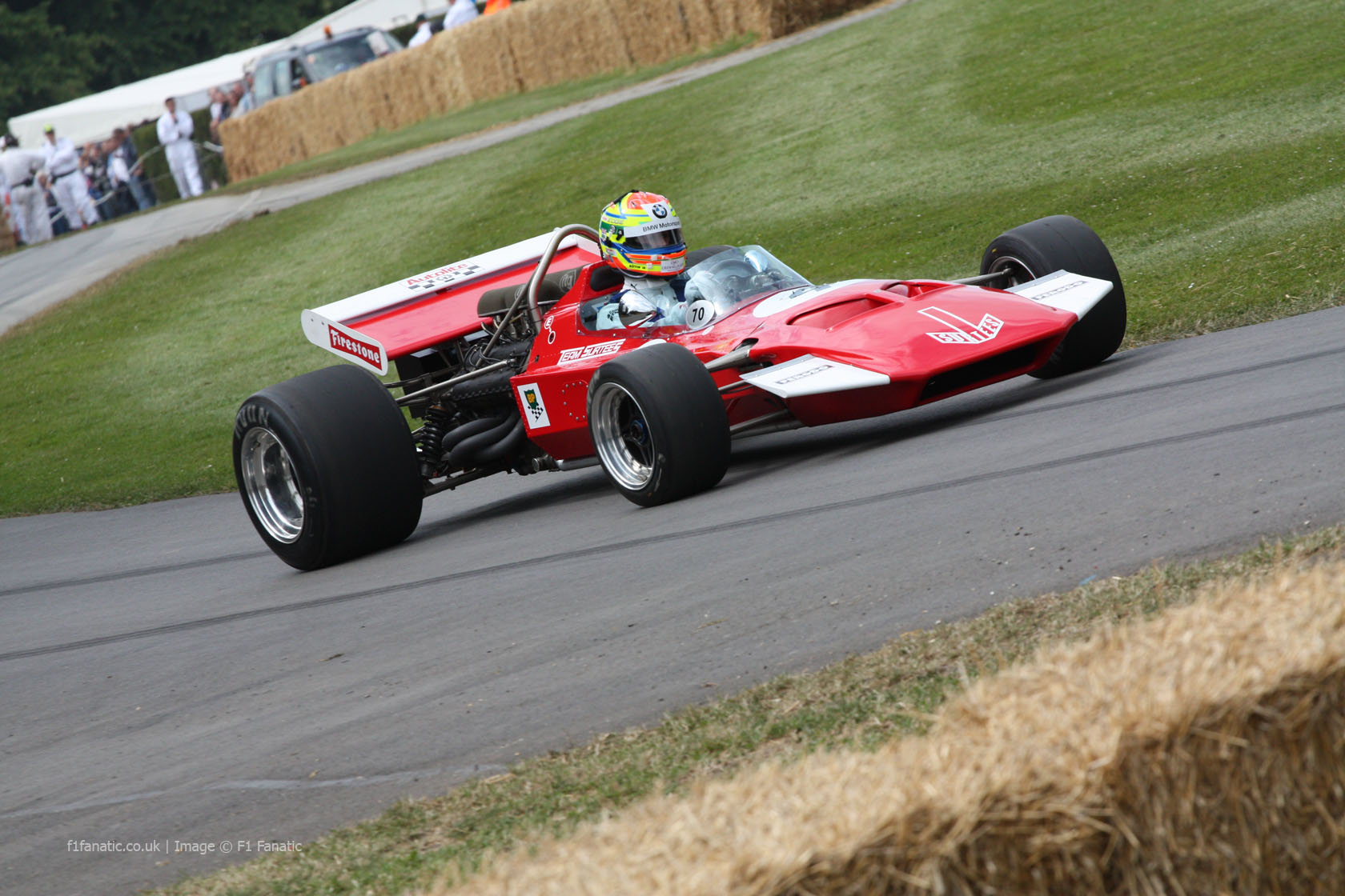 Surtees TS7, Goodwood Festival of Speed, 2014
