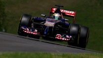 Jean-Eric Vergne, Toro Rosso, Red Bull Ring, 2014