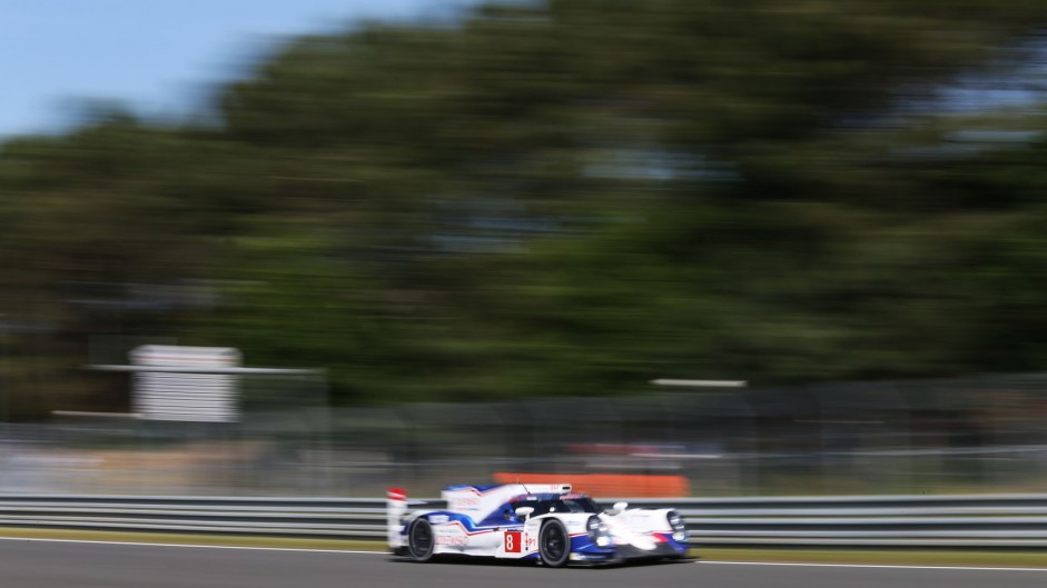 Toyota TS040, Le Mans 2014