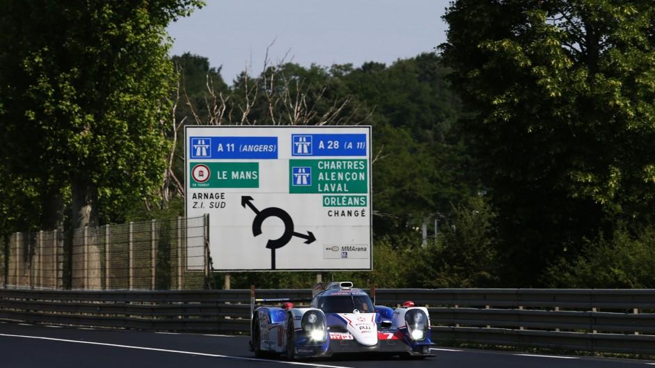 Live: 2014 Le Mans 24 Hours