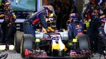 Sebastian Vettel, Red Bull, Red Bull Ring, 2014