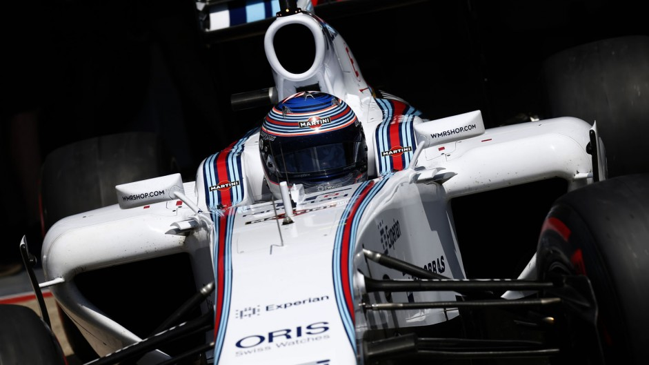 Valtteri Bottas, Williams, Circuit Gilles Villeneuve, 2014