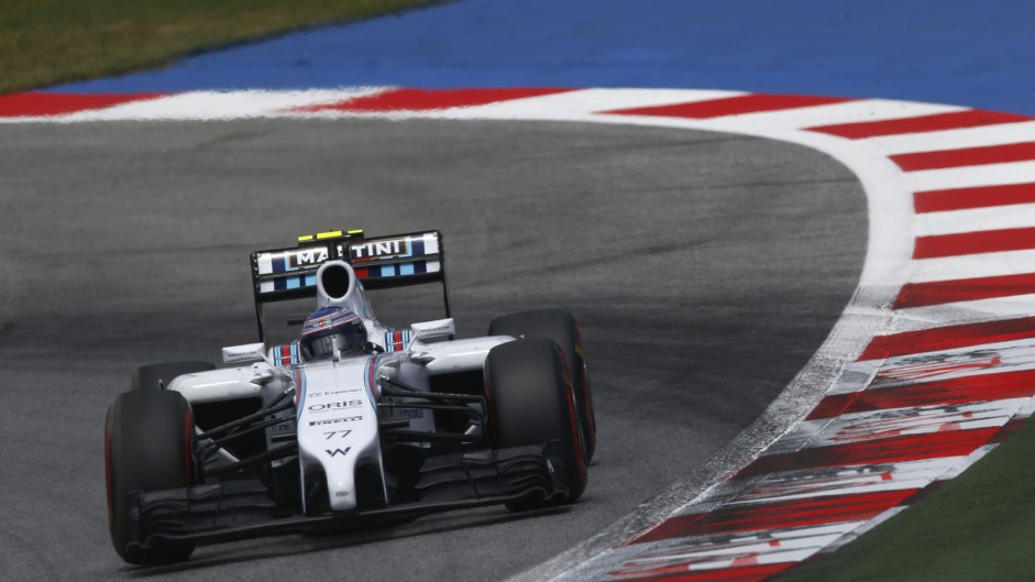"""Bottas says Williams """"showed what we can do"""""""