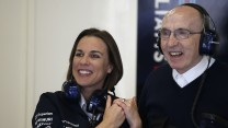 Claire Williams, Frank Williams, Williams, Red Bull Ring, 2014