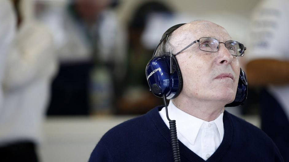 Frank Williams, Williams, Red Bull Ring, 2014