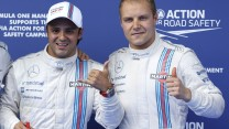 Felipe Massa, Valtteri Bottas, Williams, Red Bull Ring, 2014