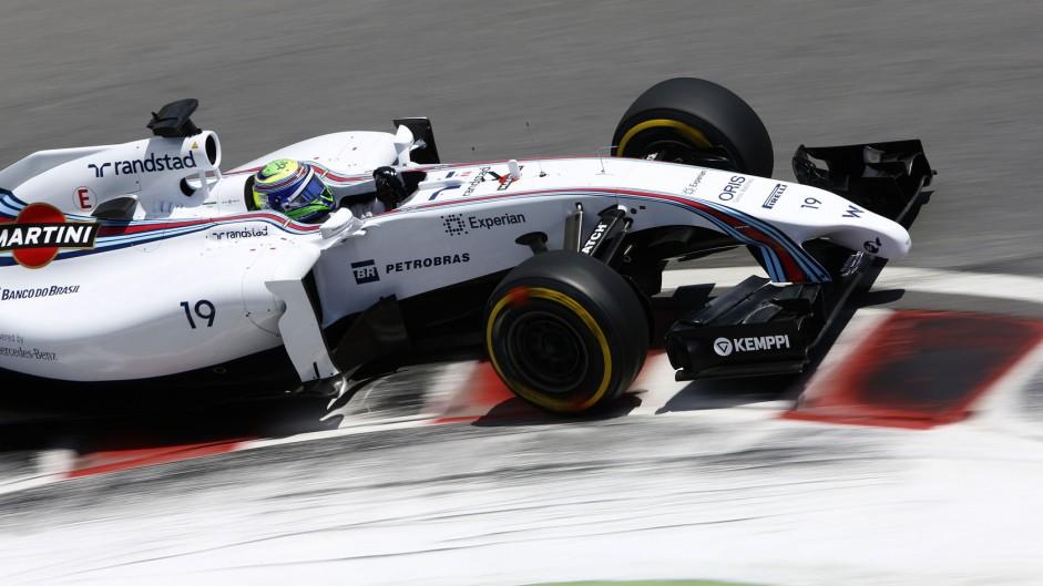 Felipe Massa, Williams, Circuit Gilles Villeneuve, 2014