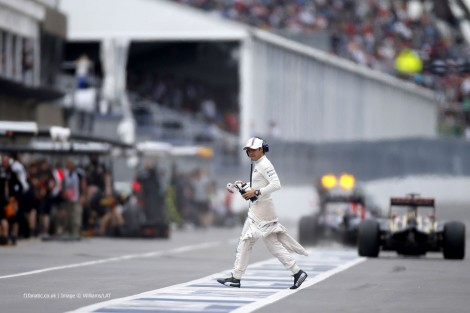 Felipe Massa, Williams, Circuit Gilles Villeneuve, 2014